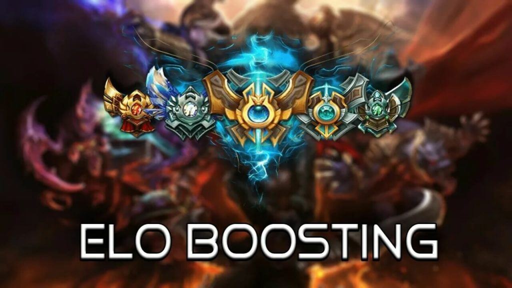 Getting a League of legends elo boost is very attractive to players